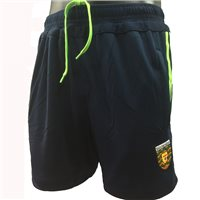 ONeills Donegal GAA Ormond Shorts - Navy/Lime/Silver