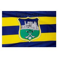 GAA Tipperary 5x3 Crested Flag