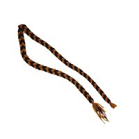 BeaghGAA Beagh Hurling Plaits - Black/Amber
