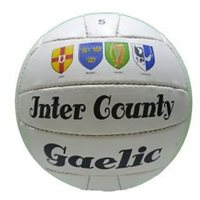 Karakal Gaelic Intercounty Football - White