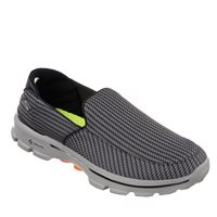 Skechers Go Walk Mens - CHAR Grey