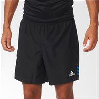 Adidas Mens Response Shorts - Black/Royal