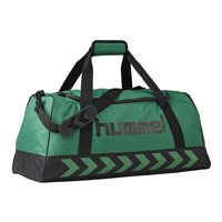 Hummel Authentic Sports Bag - Bottle/Black