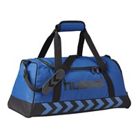 Hummel Authentic Sports Bag - Royal/Black