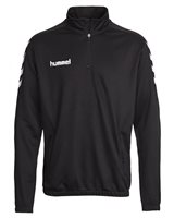 Hummel Core Half Zip Sweat - Black