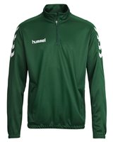 Hummel Core Half Zip Sweat - Bottle