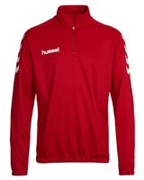 Hummel Core Half Zip Sweat - Red
