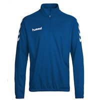 Hummel Core Half Zip Sweat - Royal