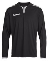 Hummel Core Long Sleeve Poly Jersey -  Black