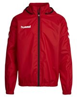 Hummel Core Spray Jacket - Red