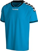 Hummel Stay Authentic Poly Jersey - Diva Blue