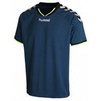 Hummel Stay Authentic Poly Jersey - Legion Blue