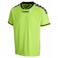 Hummel Stay Authentic Poly Jersey - Lime