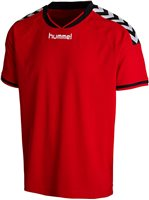 Hummel Stay Authentic Poly Jersey - Red