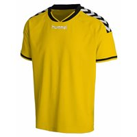 Hummel Stay Authentic Poly Jersey - Yellow