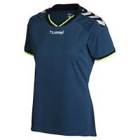 Hummel Stay Authentic Women's Poly Jersey - Legion Blue
