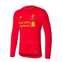 New Balance Liverpool FC Home L/S Jersey 16/17 - Red