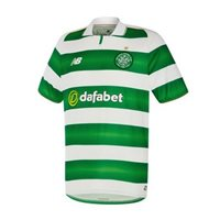 New Balance Celtic FC Adults Home S/S Jersey 16/17 - Green/White