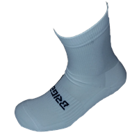 Briga Midi Football Sock - White