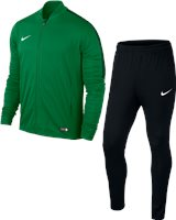 Nike Academy 16 Youth Knit Tracksuit 2 - Pine Green/Black/Gorge Green/White