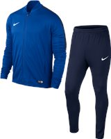 Nike Academy 16 Youth Knit Tracksuit 2 - Royal Blue/Obsidian/Obsidian/White