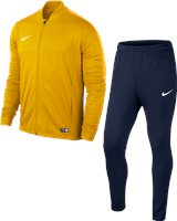 Nike Academy 16 Youth Knit Tracksuit 2 - University Gold/Obsidian/Varsity Maize/White