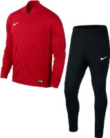 Nike Academy 16 Youth Knit Tracksuit 2 - University Red/Black/Gym Red/White