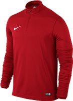 Nike Academy 16 Youth Midlayer Top - University Red/White
