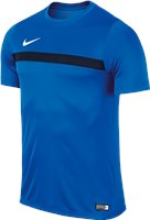 Nike Academy 16 Youth S/Sleeve Top - Royal Blue/Obsidian/White