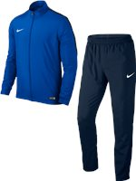 Nike Academy 16 Youth Woven Tracksuit 2 - Royal Blue/Obsidian/Obsidian/White