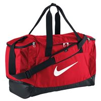 Nike Nike Club Team�Swoosh�Duffel - University Red/Black/White