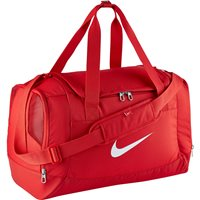Nike Nike Club Team�Swoosh�Duffel - University Red/University Red/White