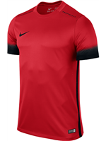 Nike S/Sleeve Youth Laser  III Jersey - University Red/Black/Black