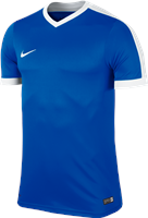 Nike S/Sleeve Youth Striker IV Jersey - Royal Blue/Royal Blue/White/White