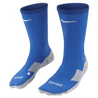 Nike Team MatchFit Core Crew Sock (Pack of 6) - Royal Blue/Bright Blue/White
