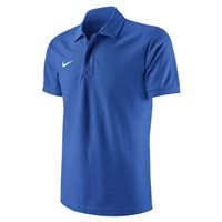 Nike TS Youth Core Polo - Royal Blue/White