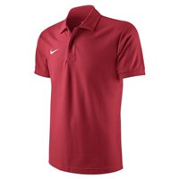 Nike TS Youth Core Polo - University Red/White
