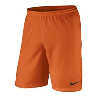 Nike Youth Laser Woven III Short N/Brief - Safety Orange/Black