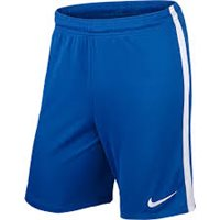 Nike Youth League Knit Short N/Brief - Royal Blue/White/White