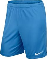 Nike Youth Park II Knit Short N/Brief - University Blue/White