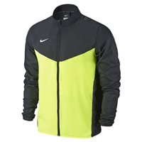 Nike Youth Team Performance Shield Jacket - Black/Volt/White