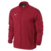 Nike Youth Team Performance Shield Jacket - University Red/White