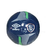 Umbro Ireland FAI Supporters Football - Navy/Green