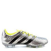 Adidas Ace 16.2 FG Firm Ground Football Boot - Silver/Green/Black