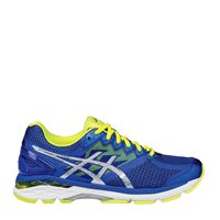 Asics Mens GT2000 4 -  Royal/Green/Silver