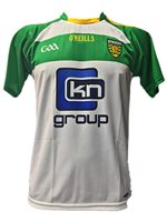 ONeills Donegal GAA Away Jersey 2016 - White/Green/Gold
