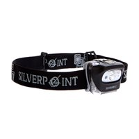 SilverPoint Guide 95SL LED Headtorch - Black/Grey