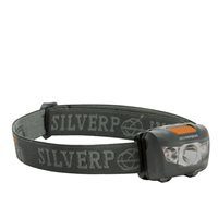 SilverPoint Ranger WL125 Headtorch - Grey/Black