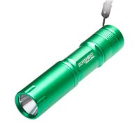 SilverPoint Firefly LED Lightweight & Compact Touch - Green