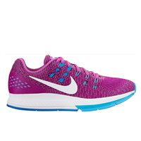 Nike Womens Air Zoom Structure 19 -  Violet/White/Sky